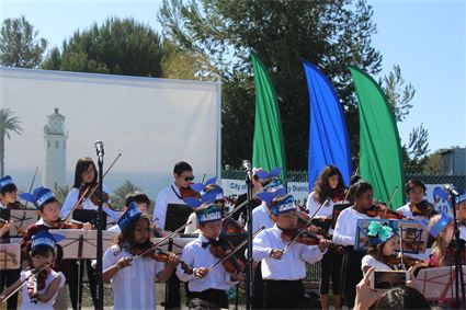 Violin Concert Point Vicente